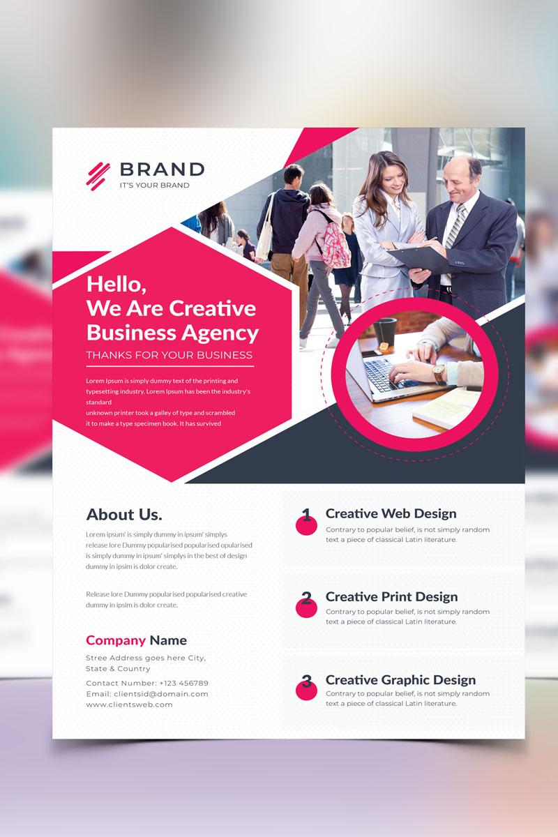Brand - Creative Flyer Vol_22 Corporate Identity Template - screenshot