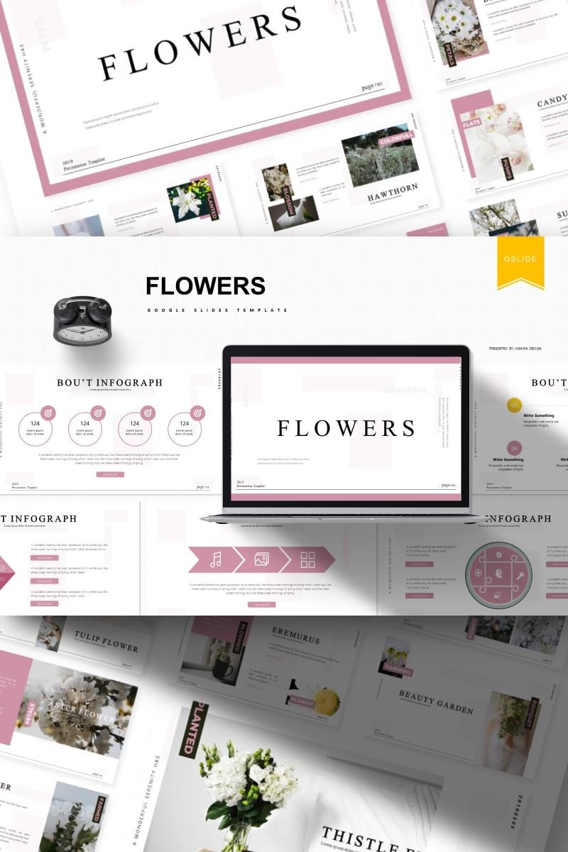 Flowers   Google Slides - screenshot