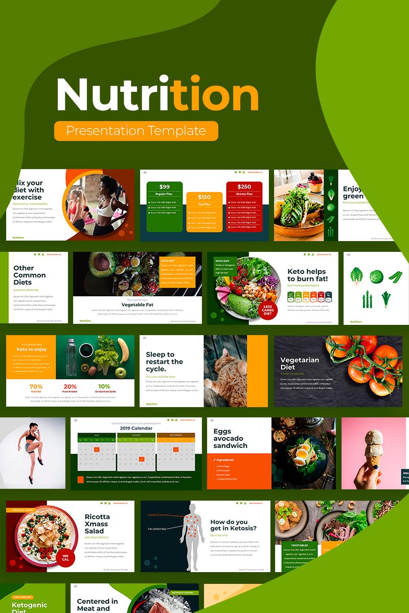 Nutrition Google Slides