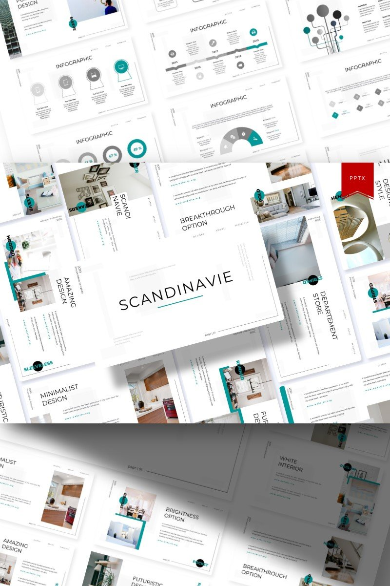 Scandinavie | PowerPoint Template