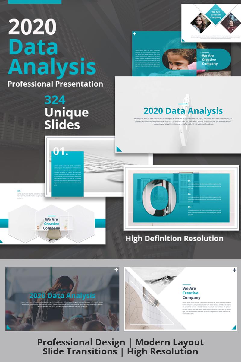 2019 Data Analysis - Keynote Template - screenshot