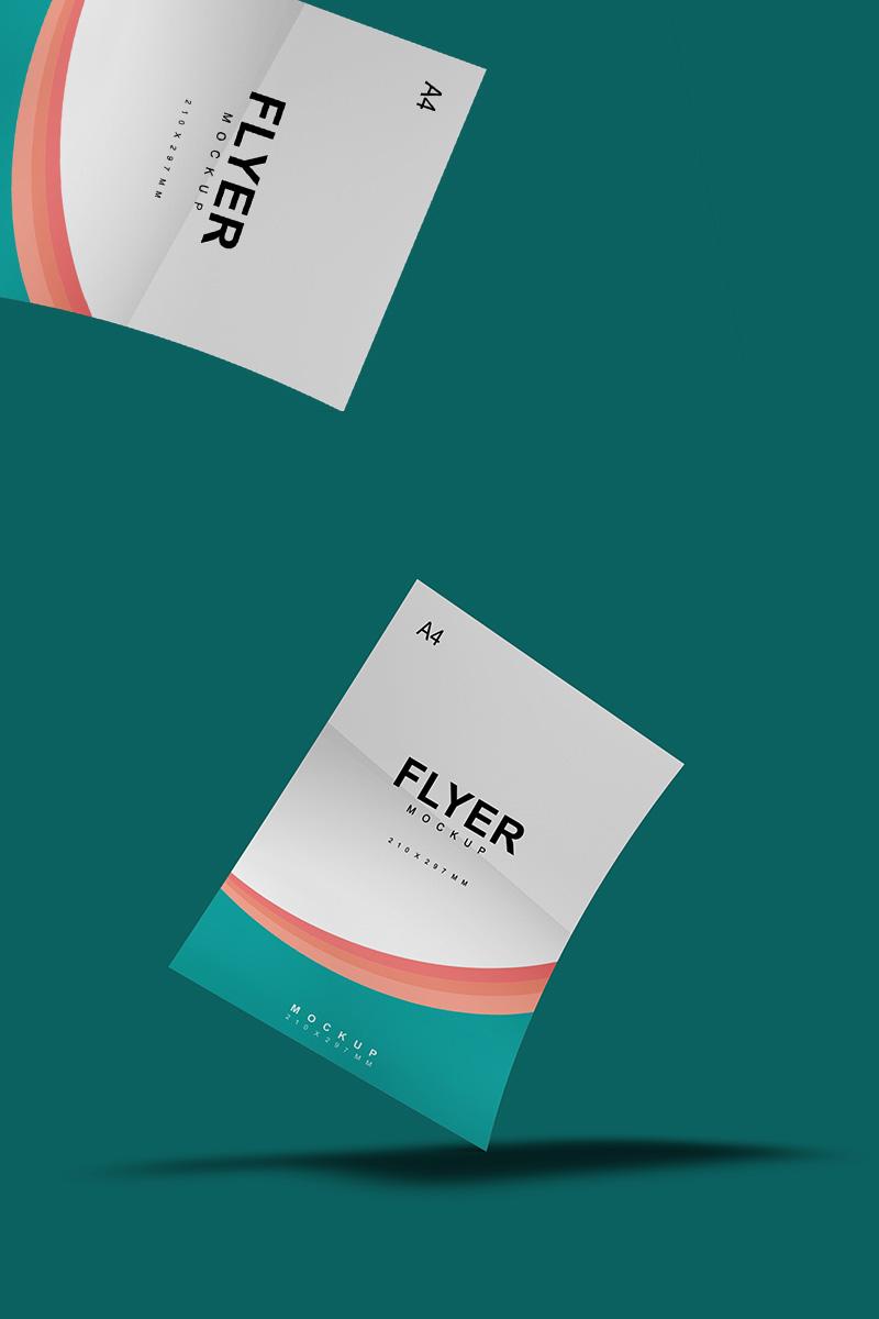 Eelgant A4 Flyer Product Mockup