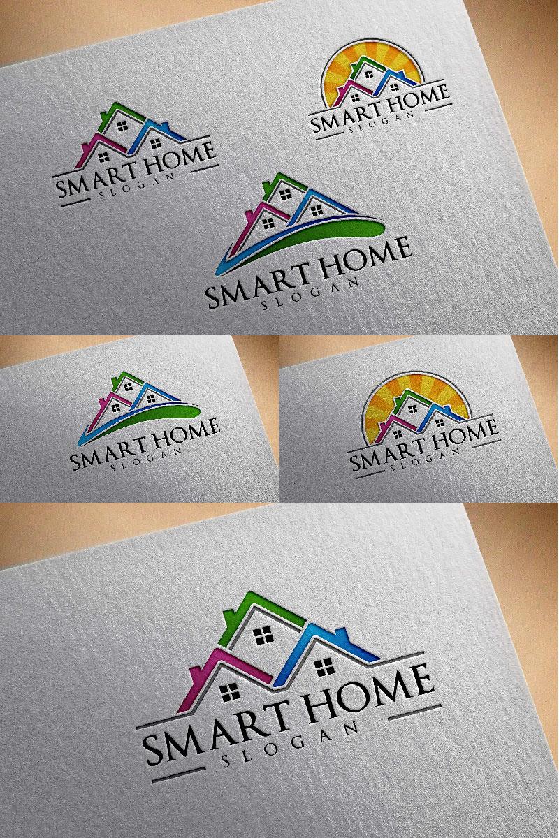 Real Estate Logo Template - screenshot