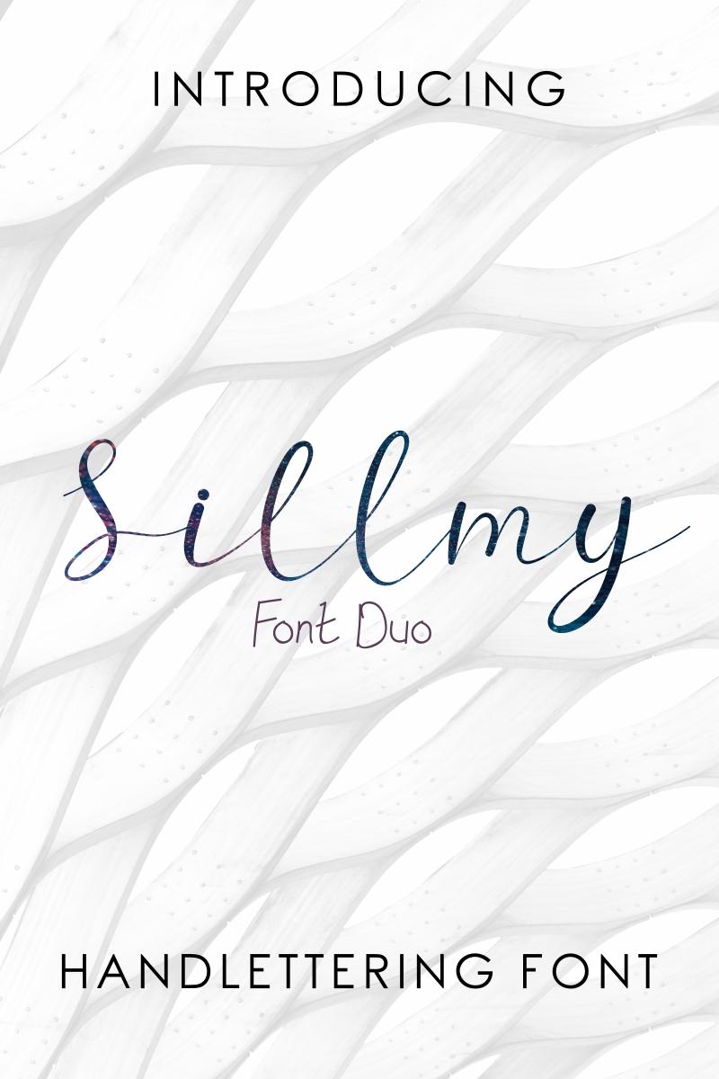 Sillmy Font