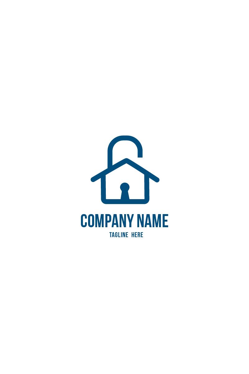 Protect Home Unika logotyp mall #93669