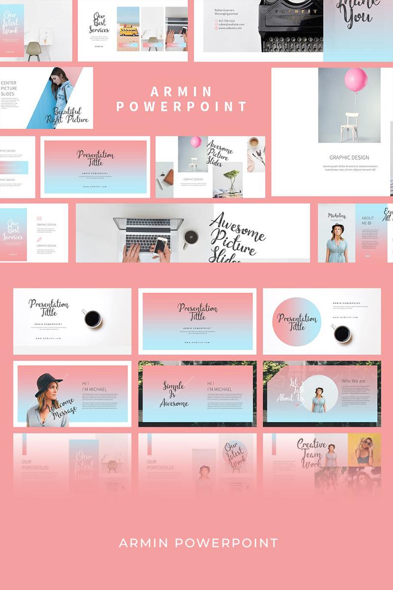Armin Lookbook Powerpoint #93945