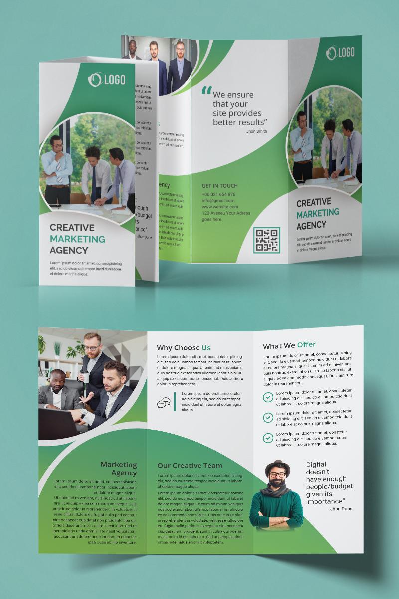 Trifold Brochure Design Kurumsal Kimlik #93958