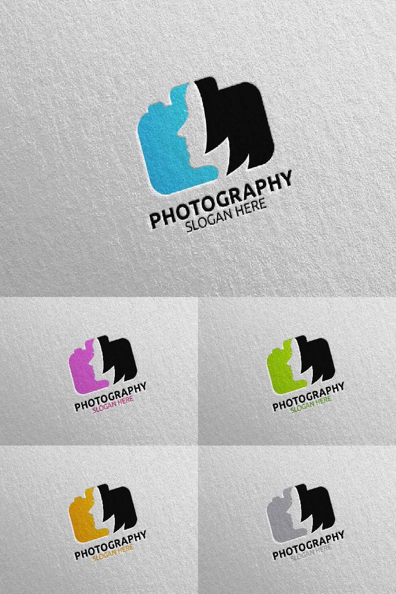 Fashion Camera Photography 25 Unika logotyp mall #94042