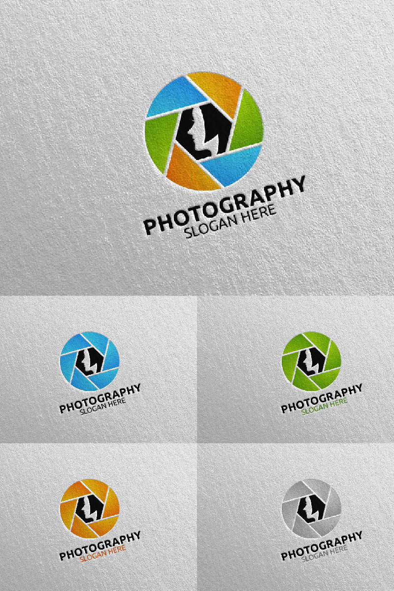Fashion Camera Photography 27 Logo #94040