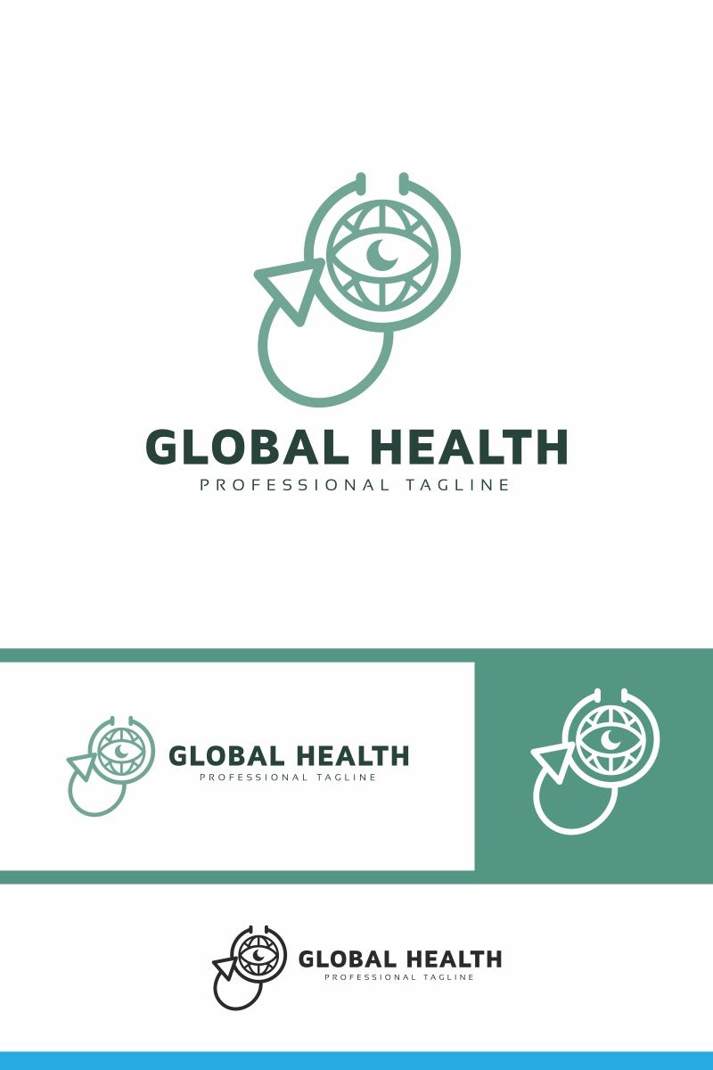 Global Health Unika logotyp mall #94021
