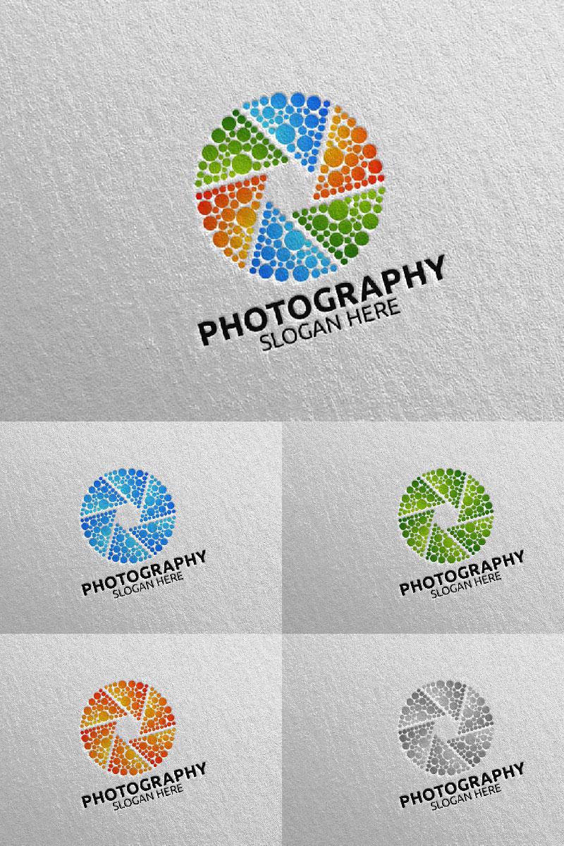 "Logo Vorlage namens ""Abstract Camera Photography 30"" #94037"