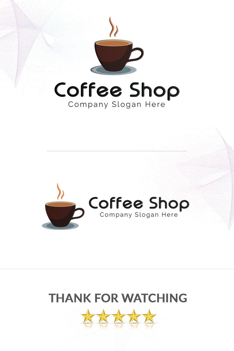 "Logo Vorlage namens ""Coffee Shop"" #94035"