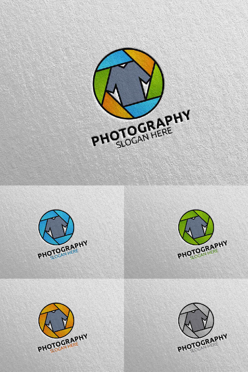 "Logo Vorlage namens ""Fashion Camera Photography 29"" #94038"