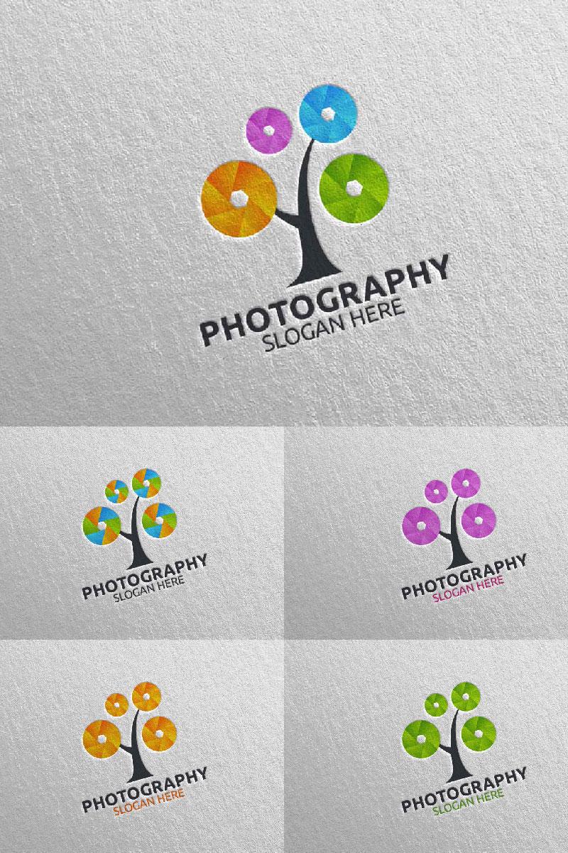 """Nature Camera Photography 48"" Logo template №94031"