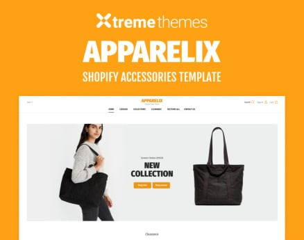 Shopify Store for Accessories Shopify Theme