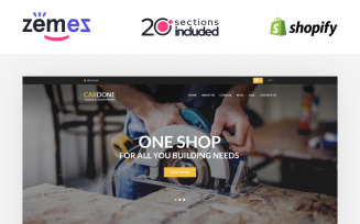Power Tools Shopify Theme