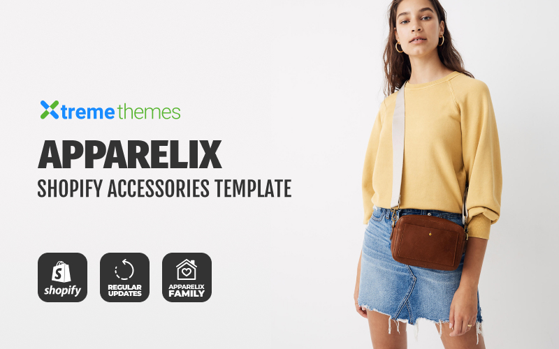 """Shopify Theme namens """"Shopify Store for Accessories"""" #94383"""