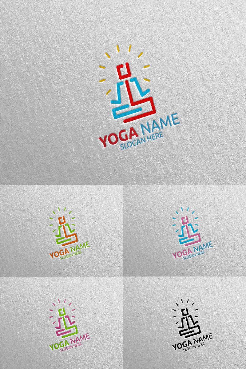 """""""Yoga 54"""" modèle logo  #94300"""