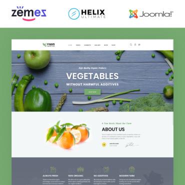 Купить  пофессиональные Joomla шаблоны. Купить шаблон #94401 и создать сайт.