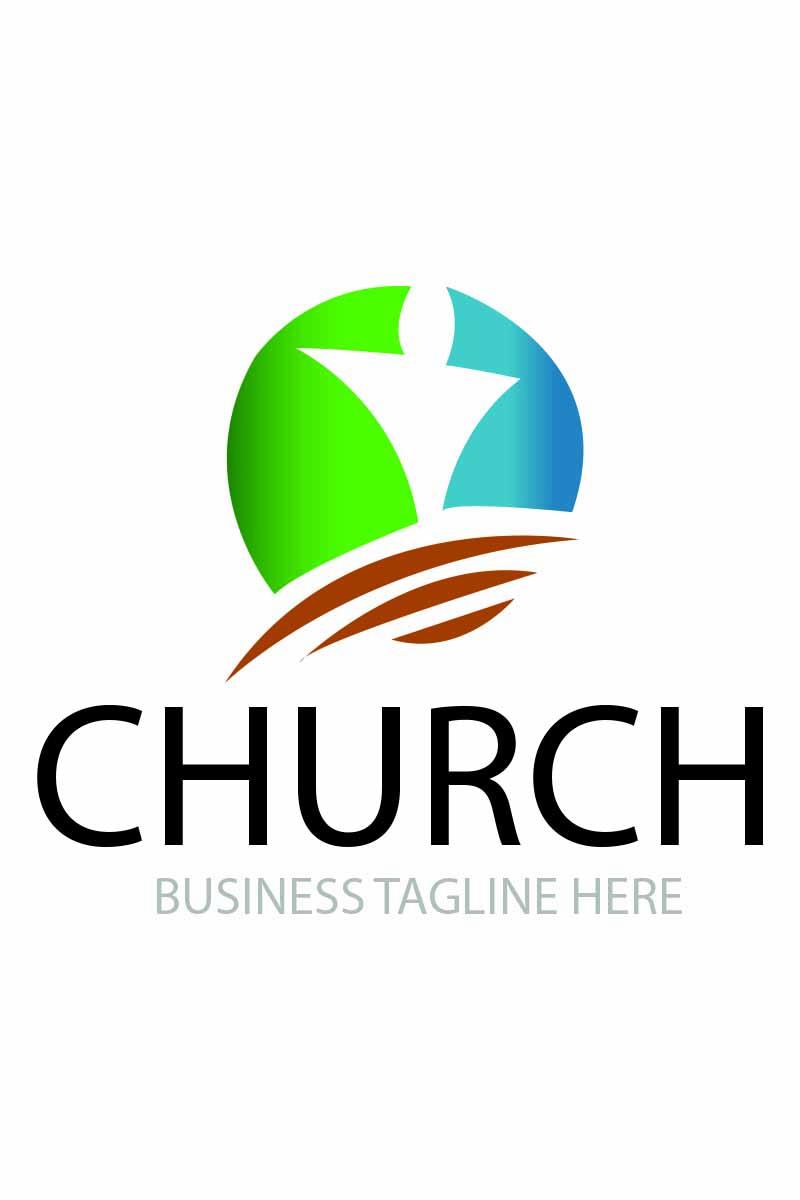 """""""Church"""" Logo template №94420"""