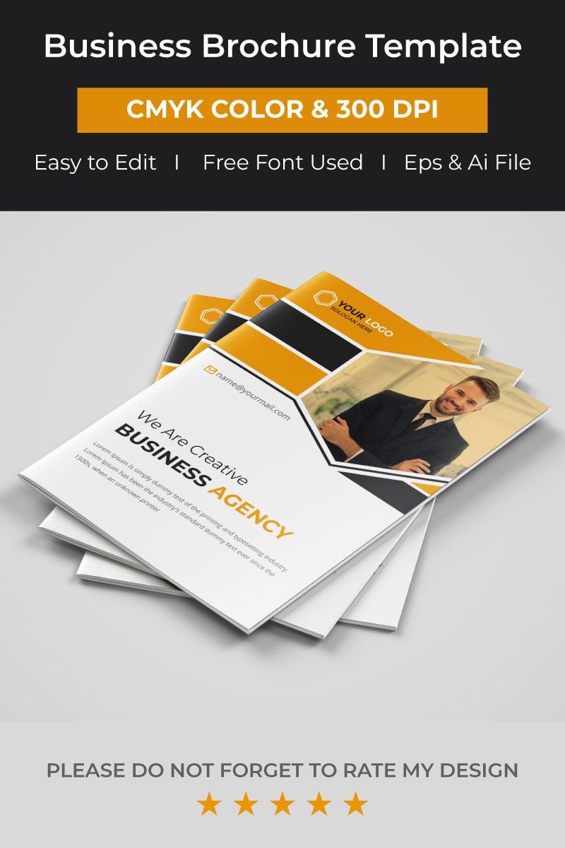 """Template di Identità Aziendale #94447 """"Business Brochure"""""""