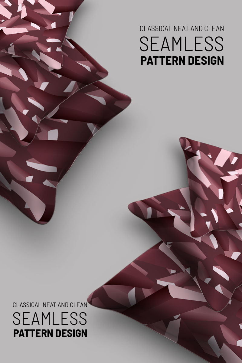 """Floating books randomly"" pattern  #94521"