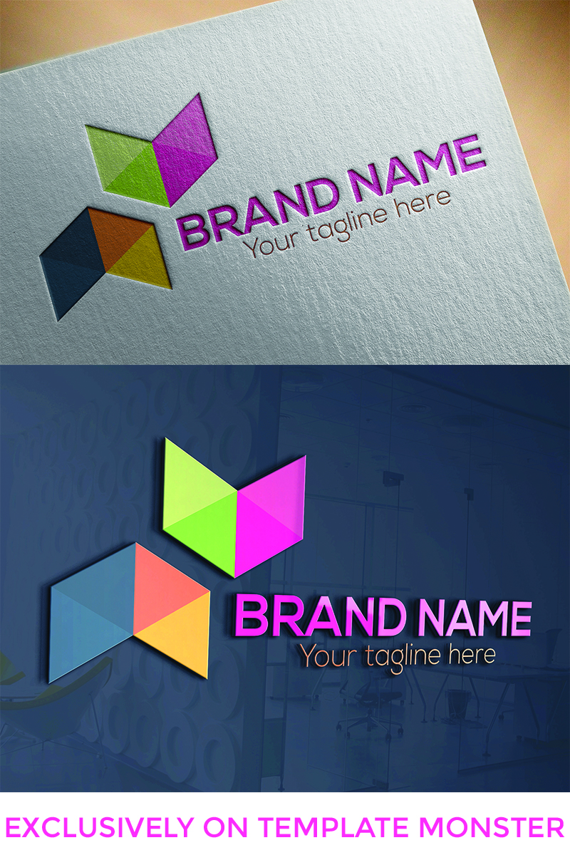 "Logo Vorlage namens ""Abstract  Design"" #94662"
