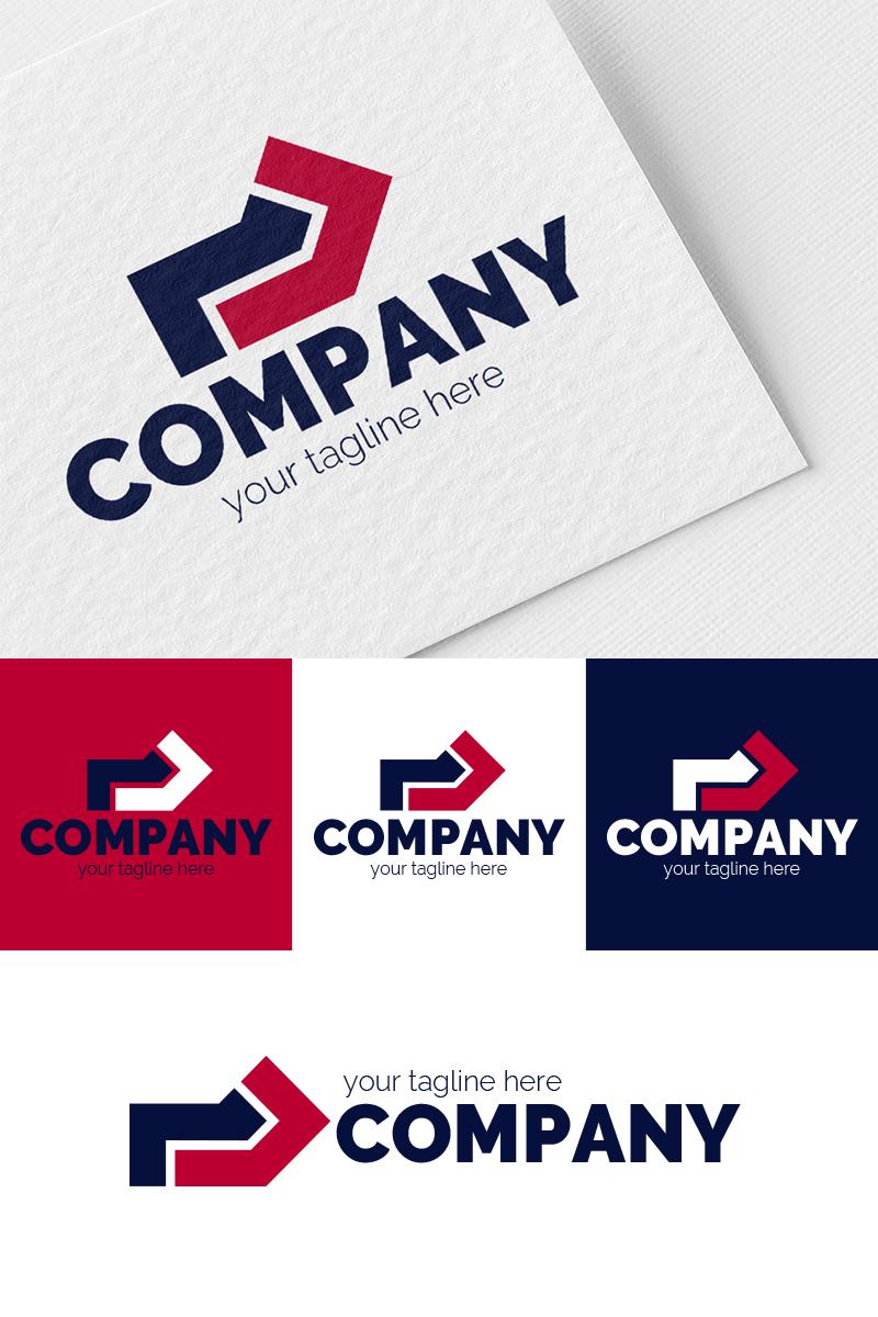 """Šablona logotypu """"Heavy Industry"""" #94640"""