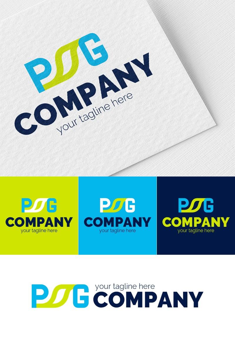 "Šablona logotypu ""P + G + Sheet"" #94639"
