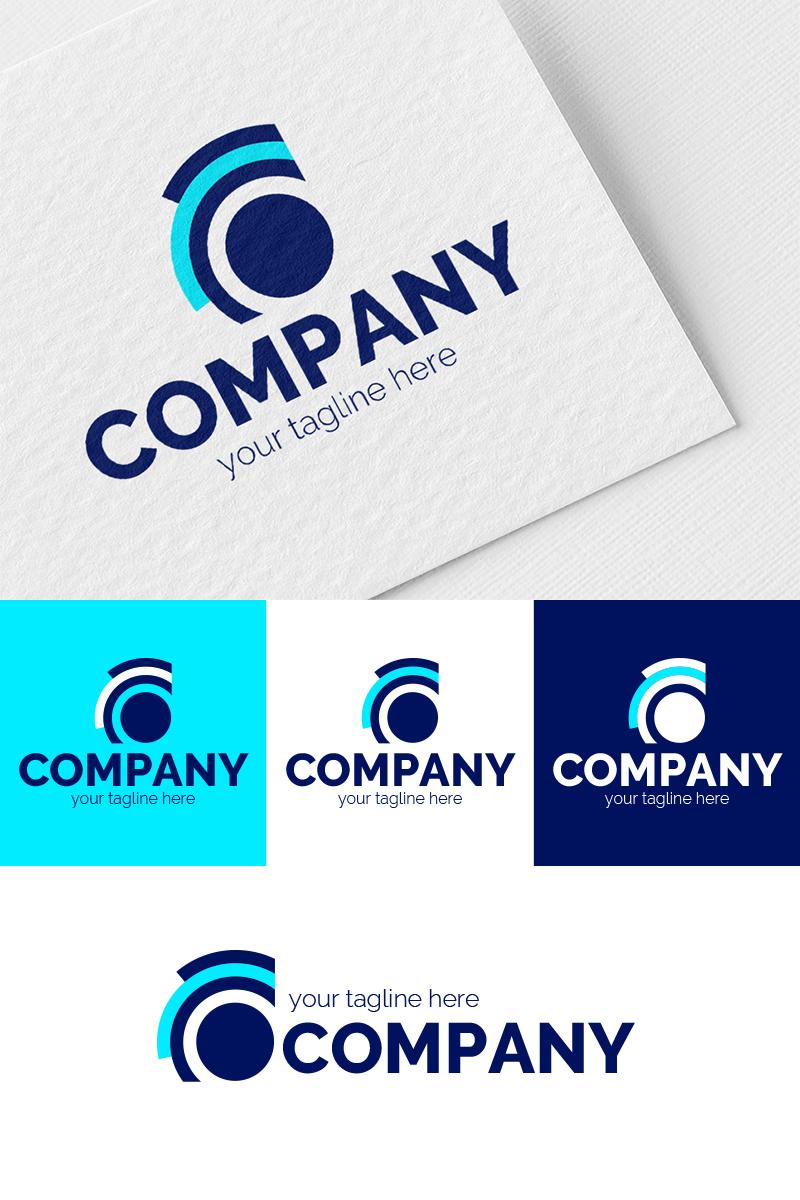 "Šablona logotypu ""Pie Chart"" #94642"