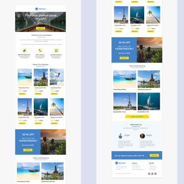Купить  пофессиональные Email шаблоны. Купить шаблон #94865 и создать сайт.