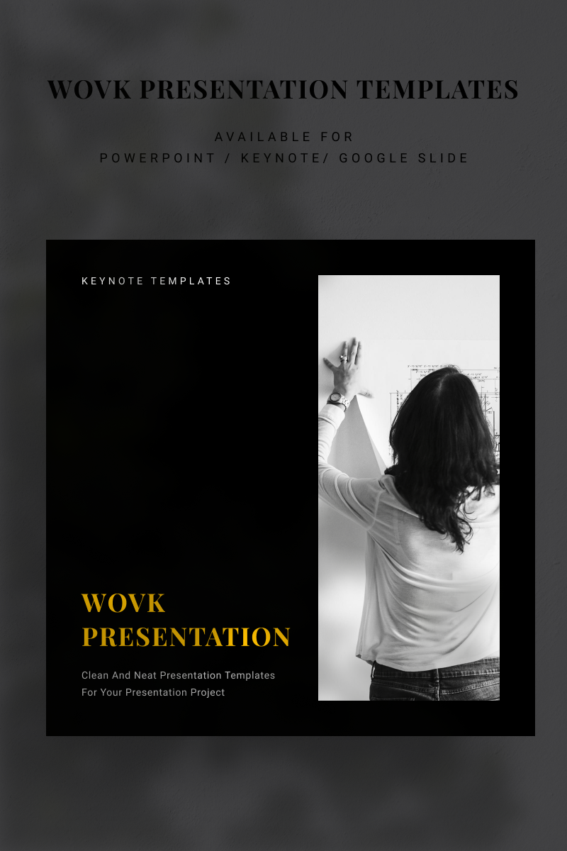 WOVK Keynote Template