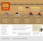 Kit graphique outils et équipements 9570