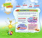 Flash: Family Entertainment 3D Style Flash Site Most Popular Flash 8