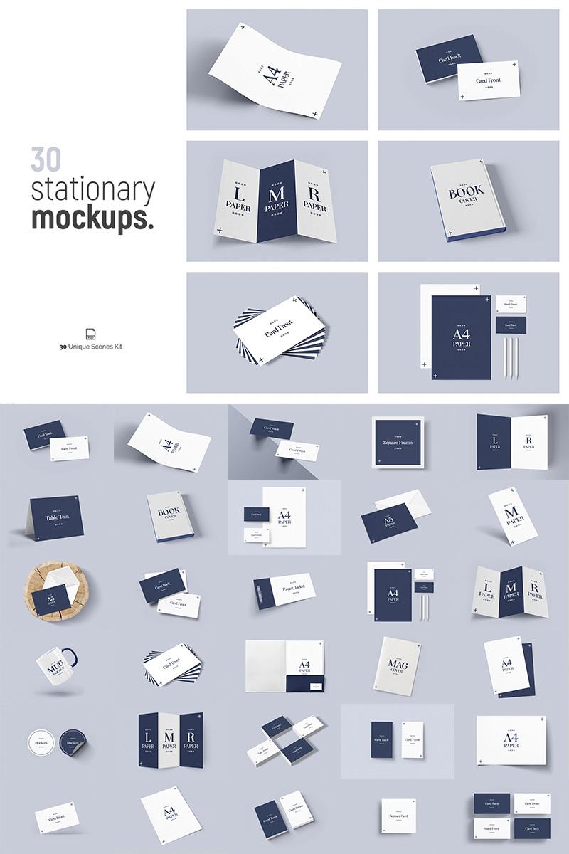 30 Stationery Product Mockup - screenshot