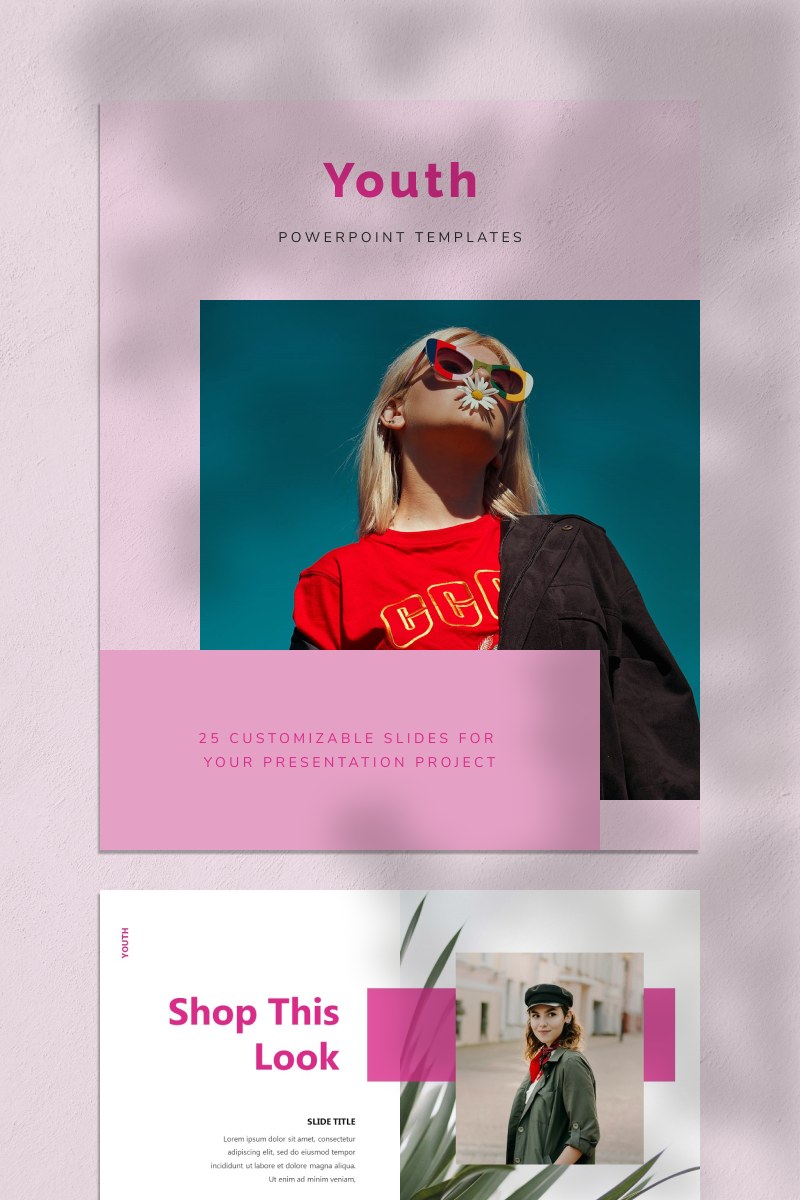 YOUTH PowerPoint Template