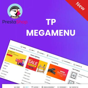 Купить  пофессиональные PrestaShop Modules. Купить шаблон #95293 и создать сайт.
