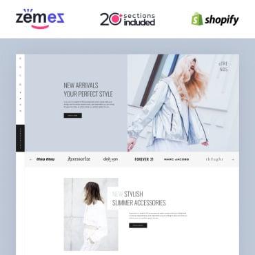 Купить  пофессиональные Shopify шаблоны. Купить шаблон #95367 и создать сайт.
