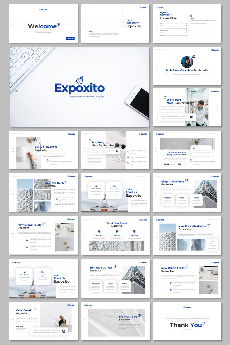 Expoxito - Business Google Slides