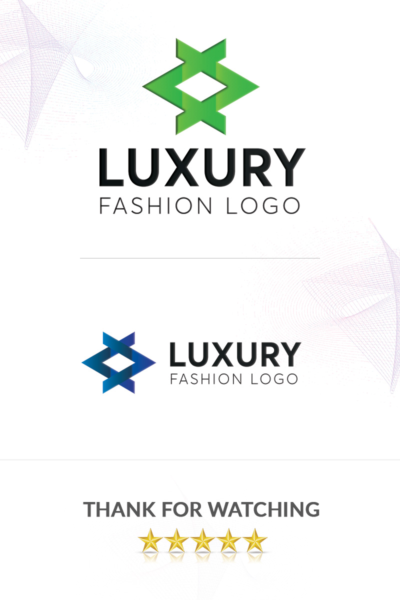 Fashion Logo Template - screenshot