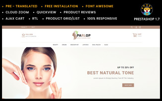 Parlop Cosmetics Store