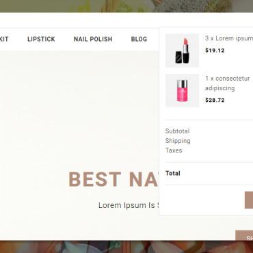 Купить  пофессиональные PrestaShop шаблоны. Купить шаблон #95504 и создать сайт.