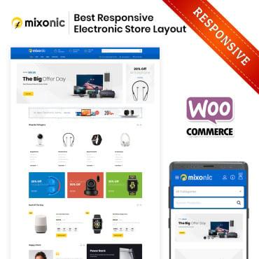 Купить  пофессиональные WooCommerce шаблоны. Купить шаблон #95558 и создать сайт.