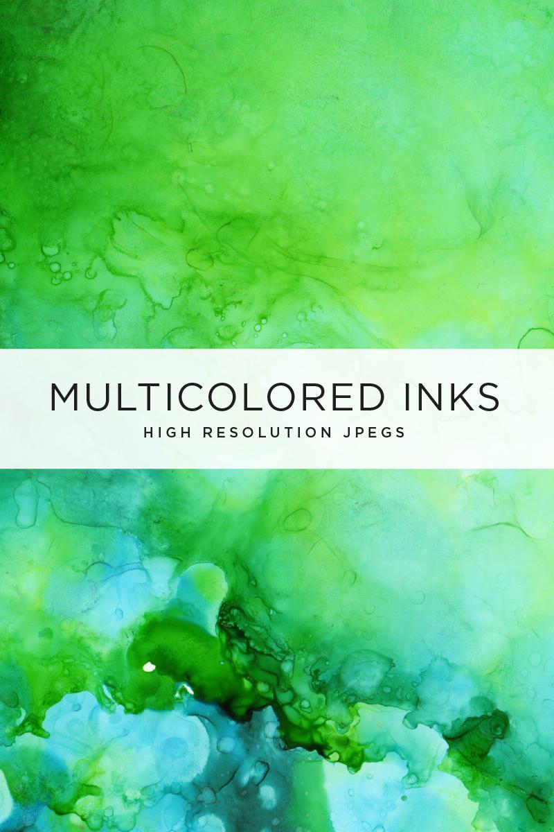 Multicolored Inks - Volume 2 Illustration - screenshot