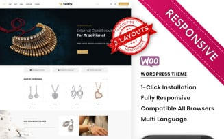 Selley - Multipurpose Premium Responsive WooCommerce Theme