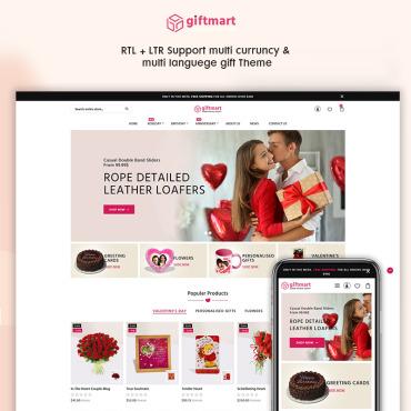 Купить  пофессиональные Shopify шаблоны. Купить шаблон #95907 и создать сайт.