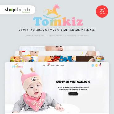 Купить  пофессиональные Shopify шаблоны. Купить шаблон #95947 и создать сайт.