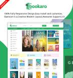 Шаблоны книжных сайтов. Шаблон сайта 95952