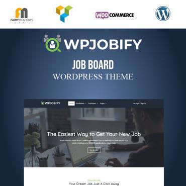 Купить  пофессиональные WordPress темы. Купить шаблон #95953 и создать сайт.