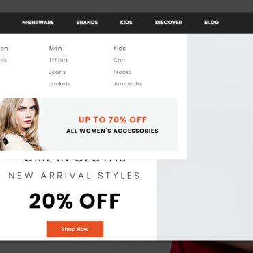 Купить  пофессиональные PrestaShop шаблоны. Купить шаблон #95954 и создать сайт.